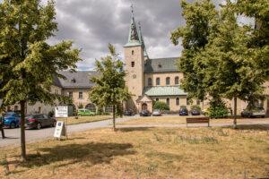 Führungen im Kloster Huysburg